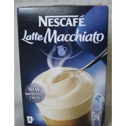 Кофе растворимый Nescafe Latte Macchiatto